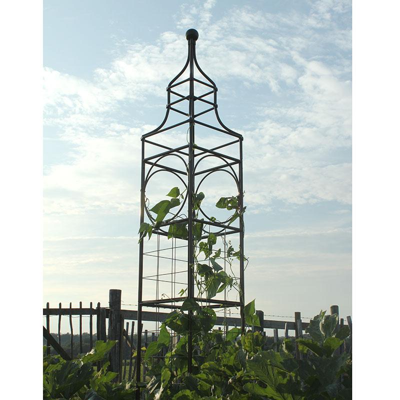 Växtstöd Big Ben, Växtstöd i design Big Ben