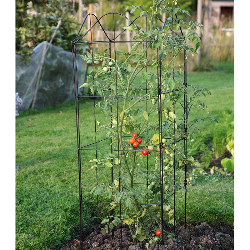 Växtstöd Fold-a-Frame, Tredelat ihopfällbart växtstöd