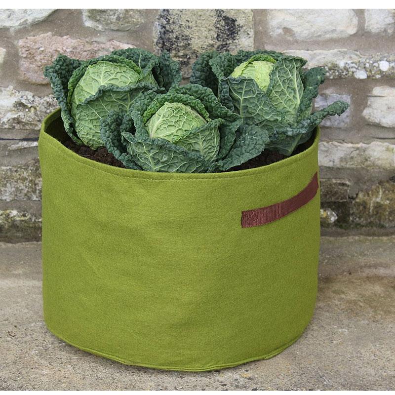 Odlingssäck Vigoroot Vegetable Planter, Vigoroot odlingssäck för grönsaker och blommor