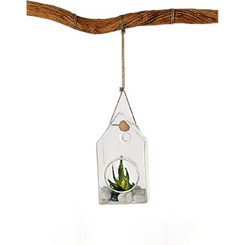 Glashus för upphängning, 15 cm