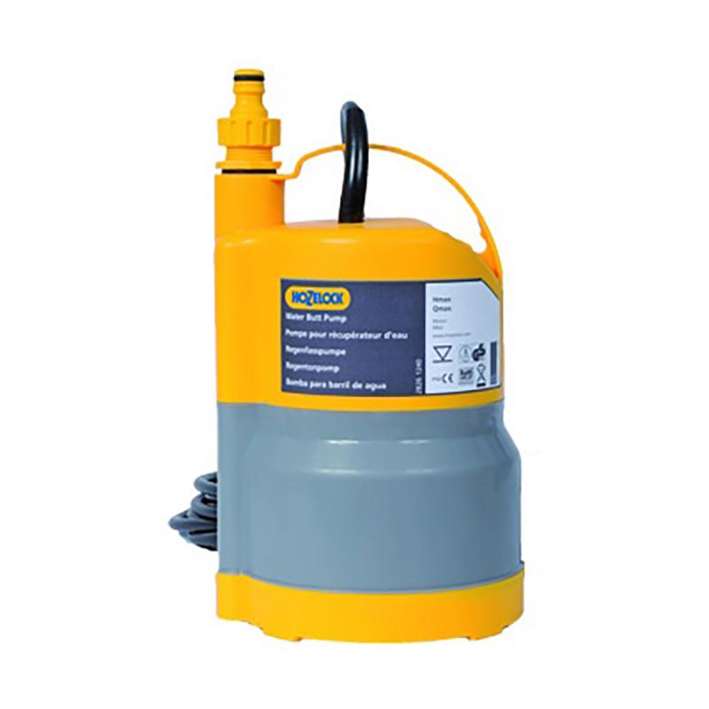 Dränkbar bevattningspump