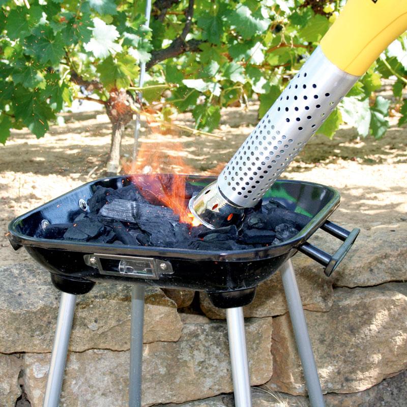 Ogräsbrännare och grilltändare, Green Power Evolution.