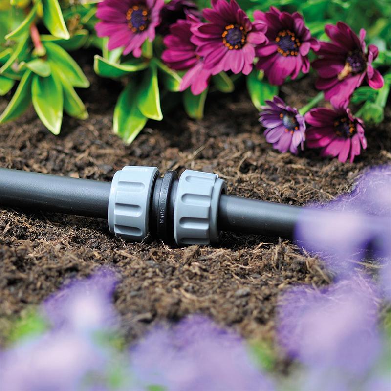 Skarvkoppling till 13mm slang, 2-pack-Förlängningsdel till 13mm slangar.