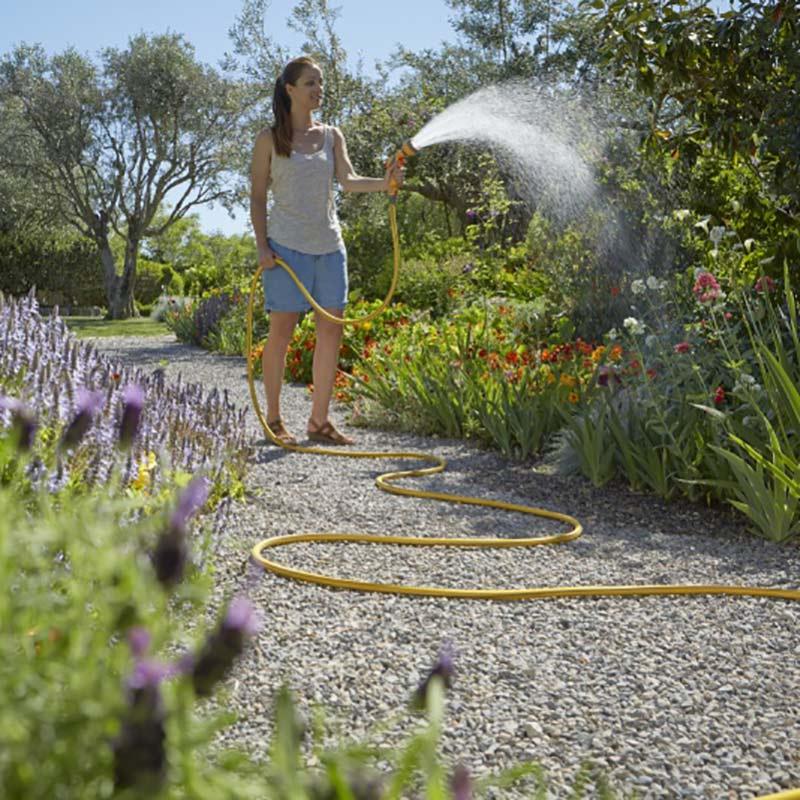 Trädgårdsslang Ultraflex 19 mm i diameter, 50 meter lång