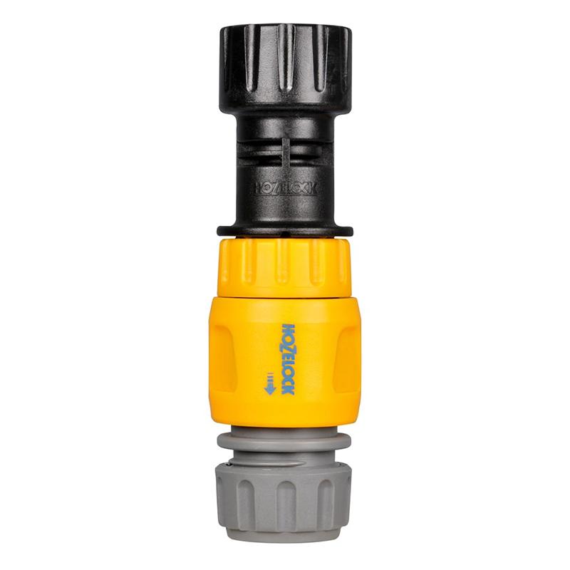 Reducering av tryck för droppbevattning 4 och 13 mm