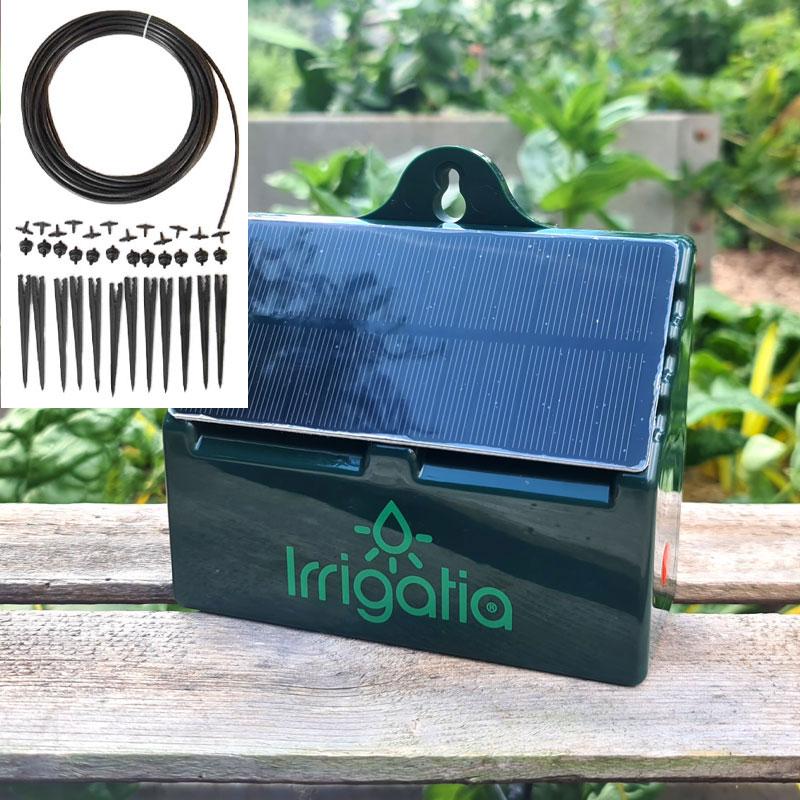 Kombo - Irrigatia SOL-C12 + utbyggnadsset med 12 delar