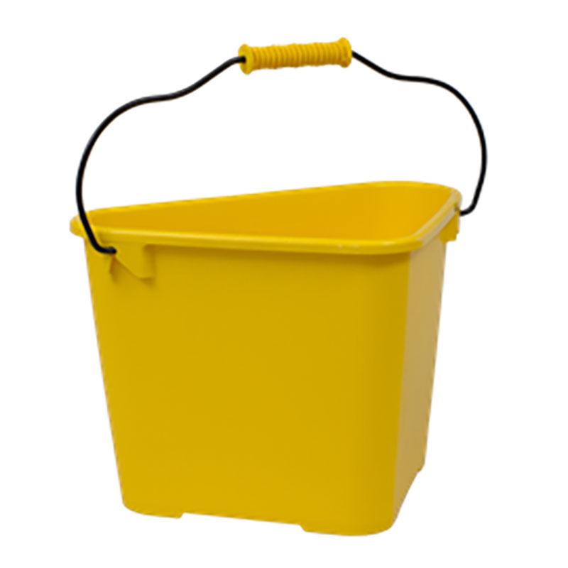 Hink Trican Fashion 17 L, gul-Ergonomisk trädgårdshink Trican 17 liter