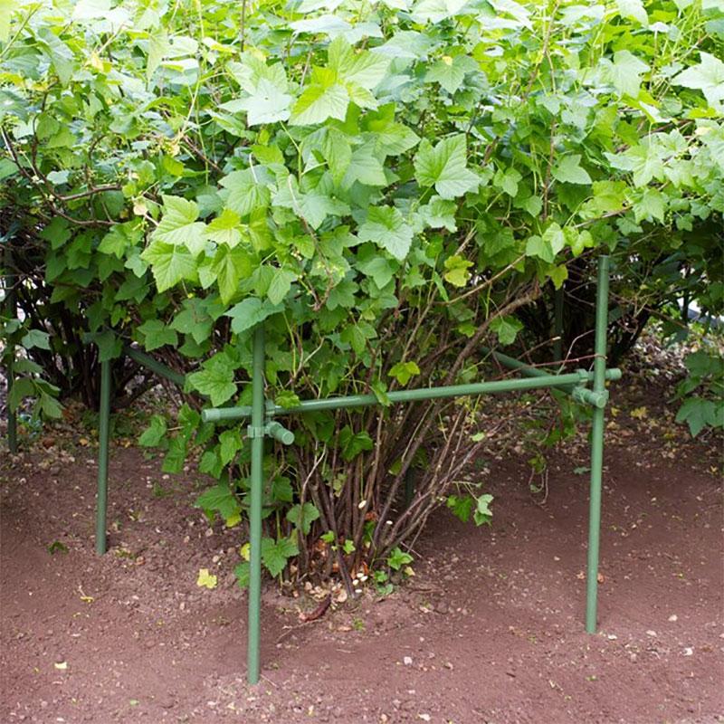 Buskstöd, grönt från Flexigarden - Keba