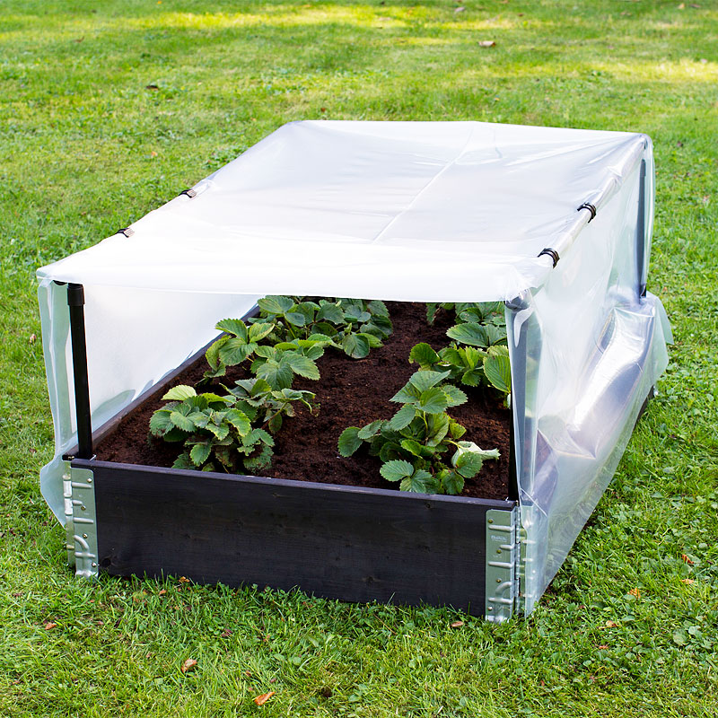 UV-plast för plast- och näthöjare-Växthusplast uv-beständig