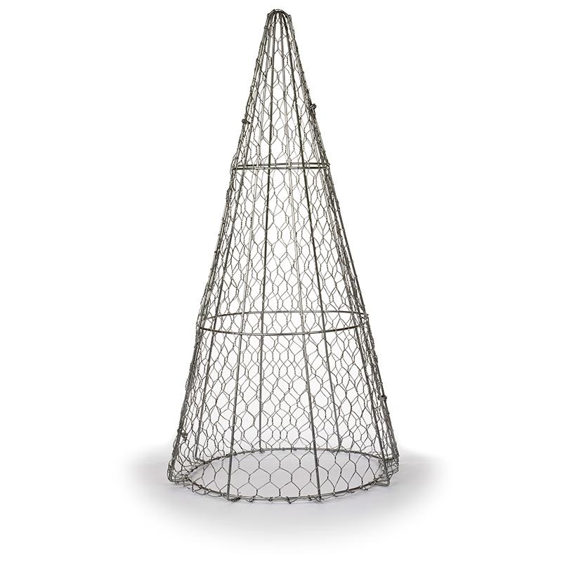 Formklippningsmall för städsegröna växter Cone Topiary Frame