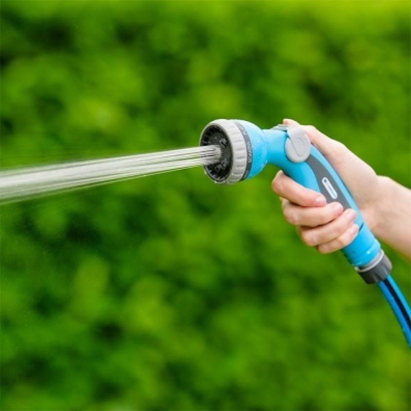 Flopro Aqua spraypistol med 8 olika spraymönster