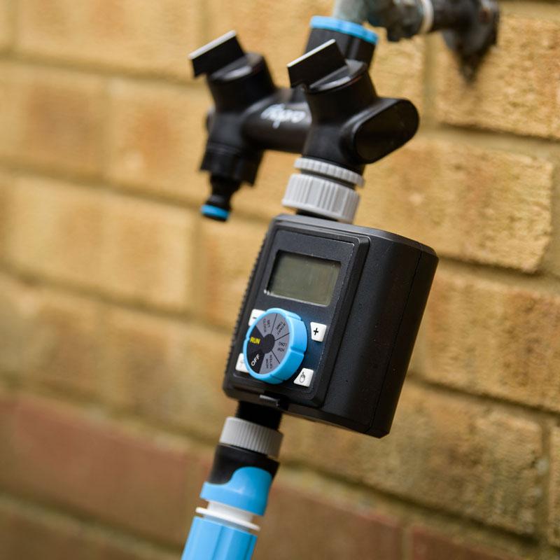 Flopro+ digital bevattningstimer för bevattning i trädgården