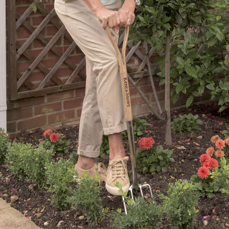 Lätt trädgårdsgrep från Kent & Stowe