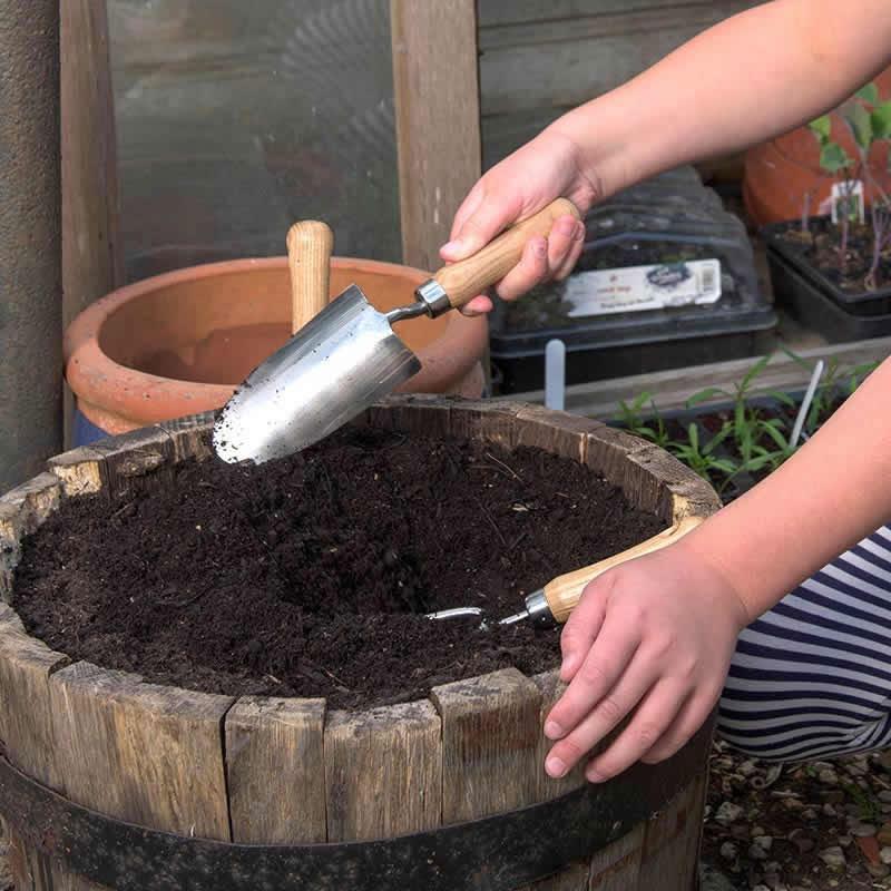 Lättvikts handspade' Garden Life