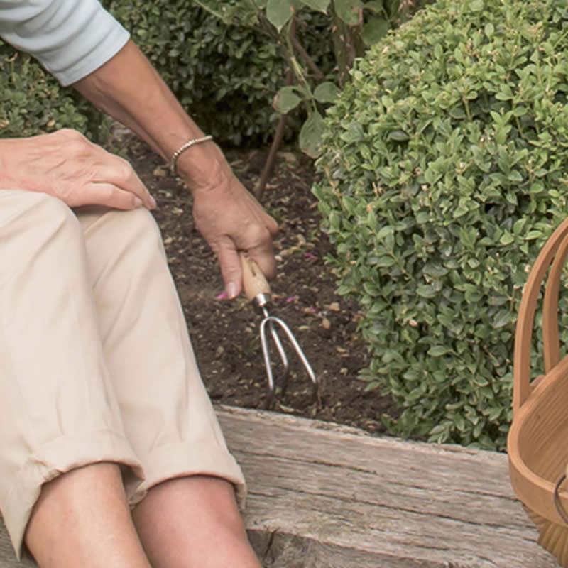 Lättvikts kultivator, Garden Life luckrare
