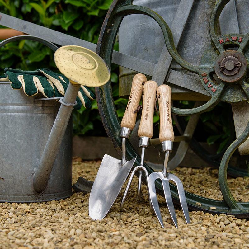 Handredskap för odling och trädgård