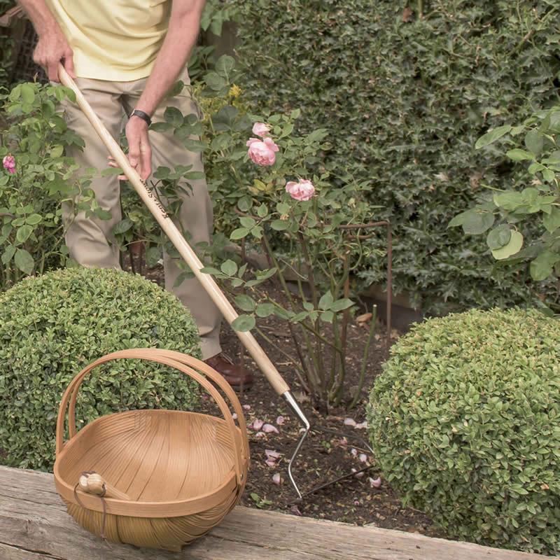 Handtag till kratta' Garden Life Soil Rake