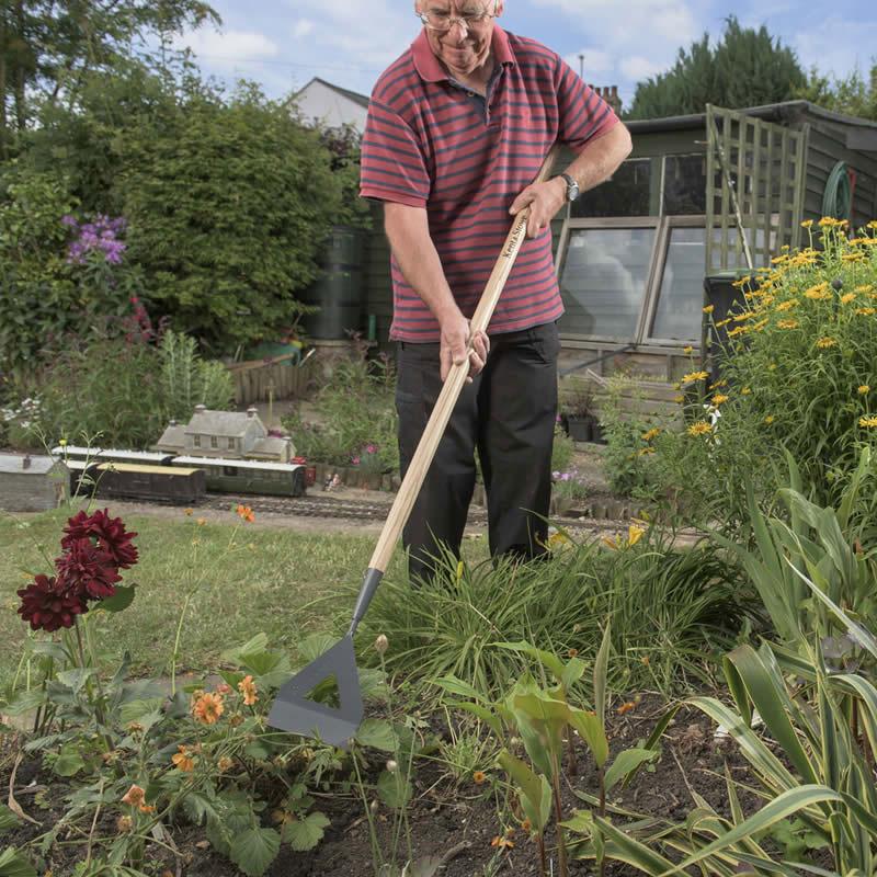 Skjul till trädgården i trä för trädgårdsredskap