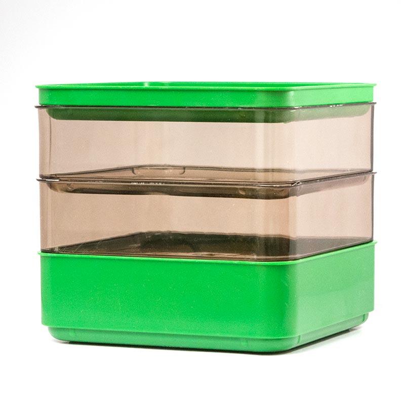 Groddbox för groddning av fröer