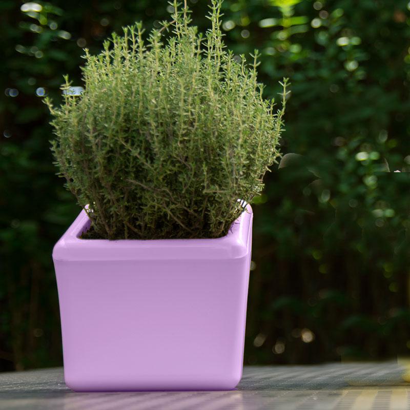 Klara Kipo Plant Pot, purple-Klra Kipo planteringskruka med bevattning, lila