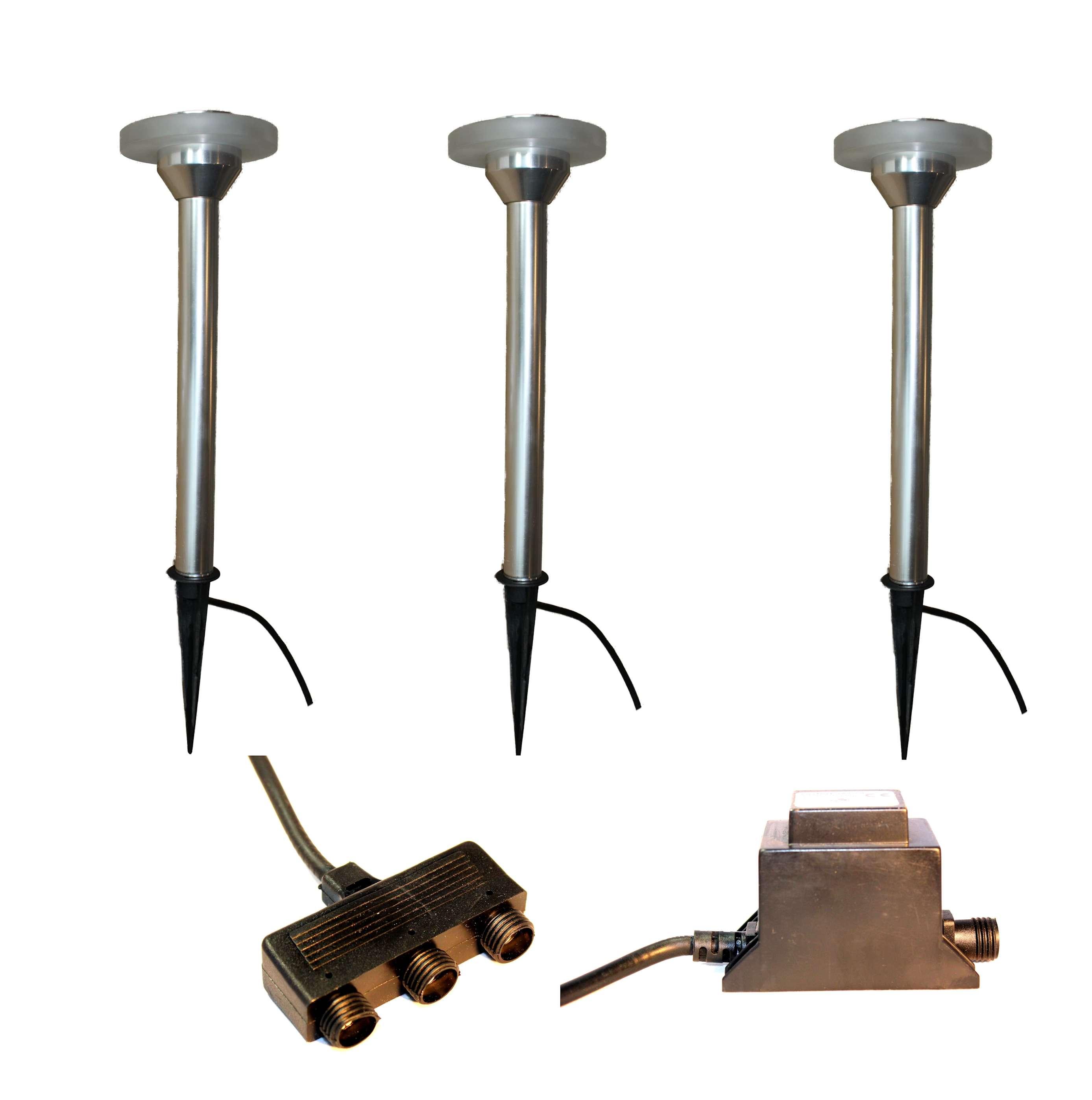 Ellips Set - LED Garden Plug & Play-Set Trädgårdsbelysning LED Plug & Play
