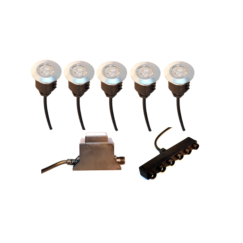 Spectrum Set (5-pack) - LED Garden Plug & Play-Trädgårdsbelysning - LED Garden Plug & Play