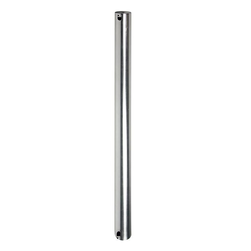 70 cm förlängningsstolpe till trädgårdslampa Luna aluminium