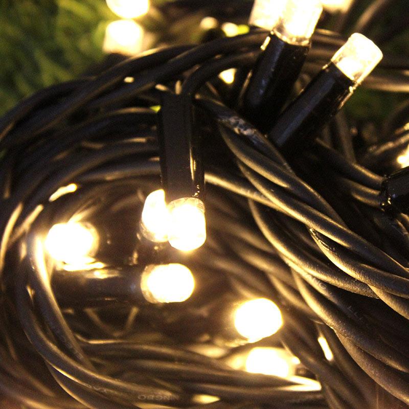 Glimmer Pro ljusslinga - LED Garden Plug & Play