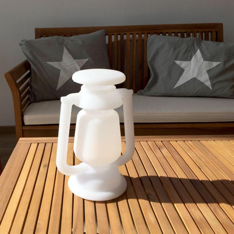 Lantern' en justerbar portabel lampa