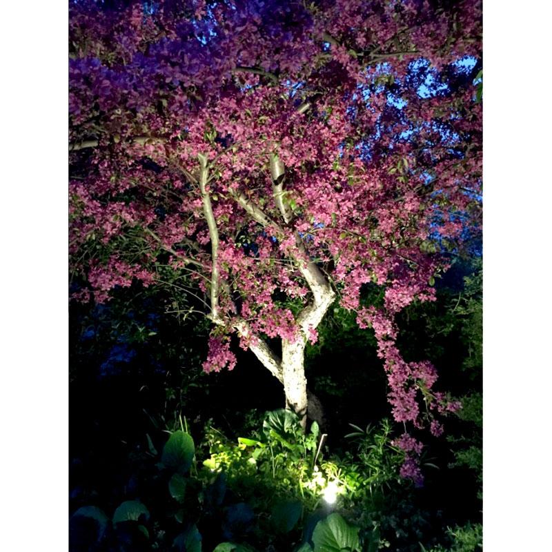 Luna LED Garden Plug & Play mått