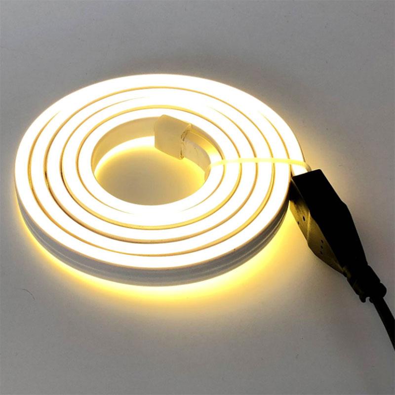 Fräscha Trädgårdsbelysning Shape ljusband, 5m   Wexthuset BH-26