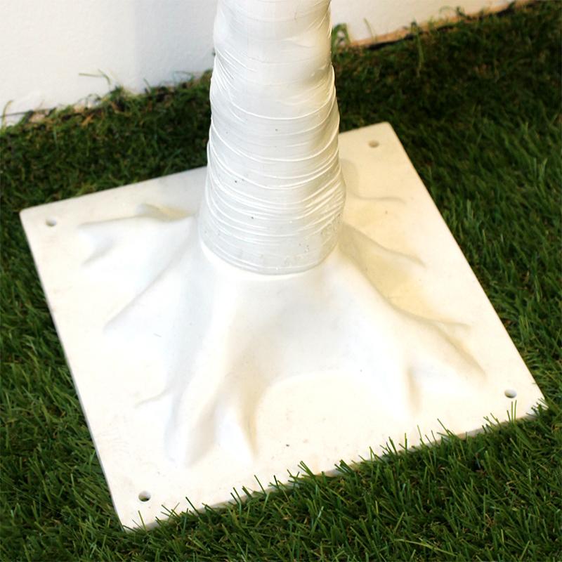 Led-lampor till tundra trädgårdsbelysning