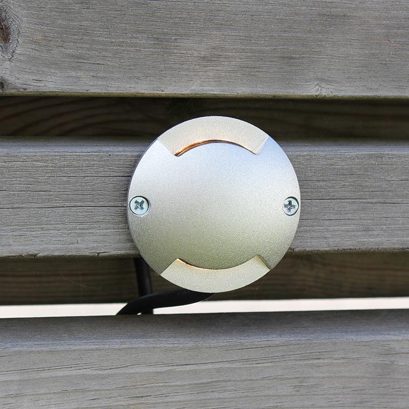 Zenit Duo 5-pack LED Garden Plug & Play mått