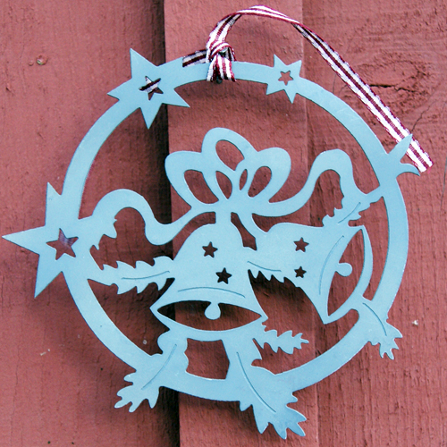 Julpynt Klockor-julpynt gran