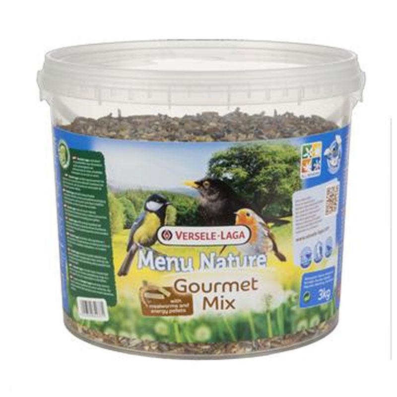 Gourmet mix, Vildfågelblandning, 3 kg, Vildfågelblandning 3 kg, Gourmet mix