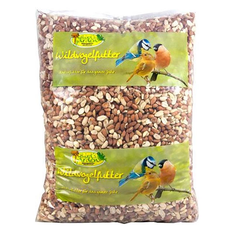 Jordnötter till vildfåglar, 5 kg-Jordnötter till vildfåglar 5 kg