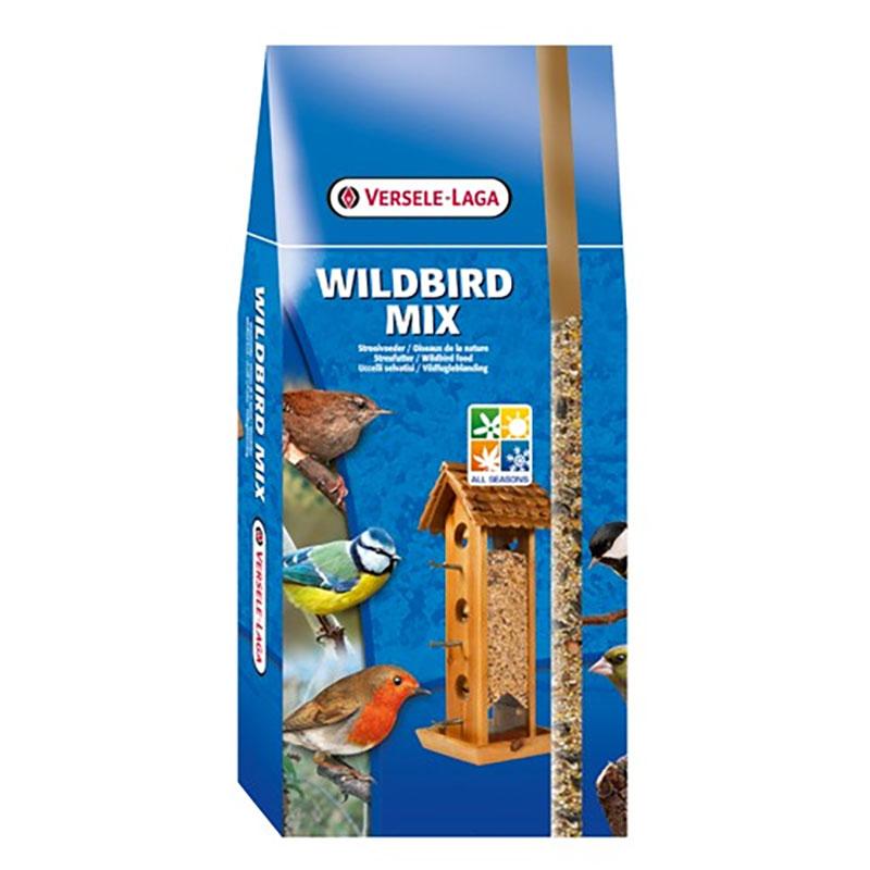 Vildfågelfrö Premium, 15 kg, Fågelfrö vildfågelblandning, mix 15 kg