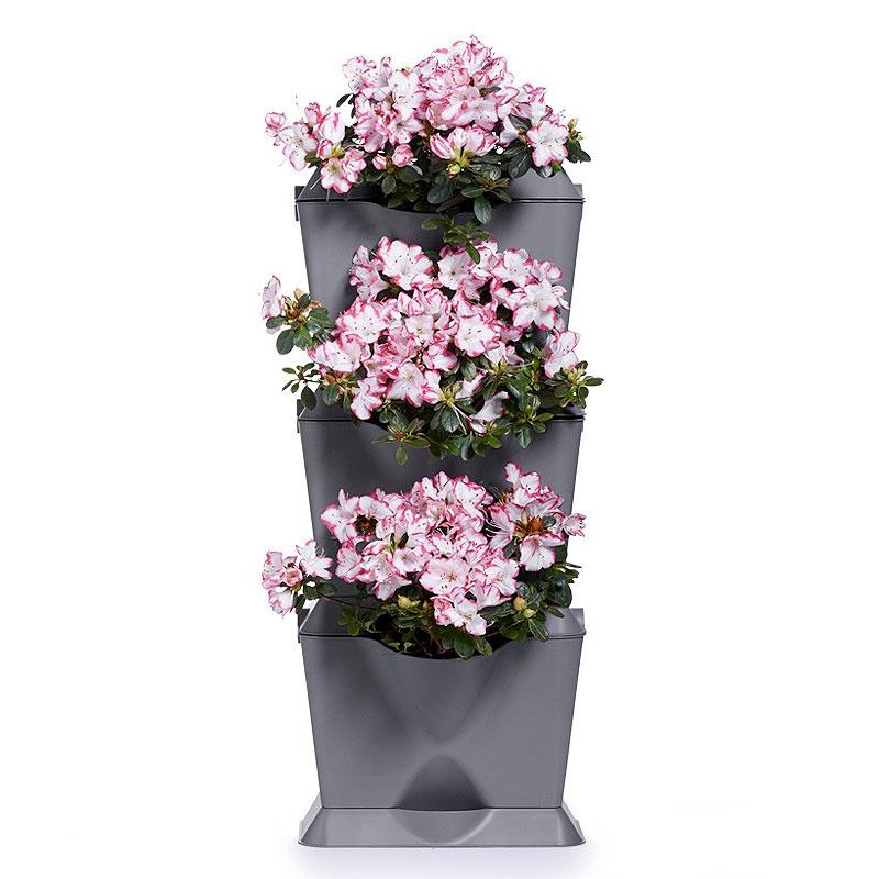 Minigarden One, vertikalodling av krukväxter