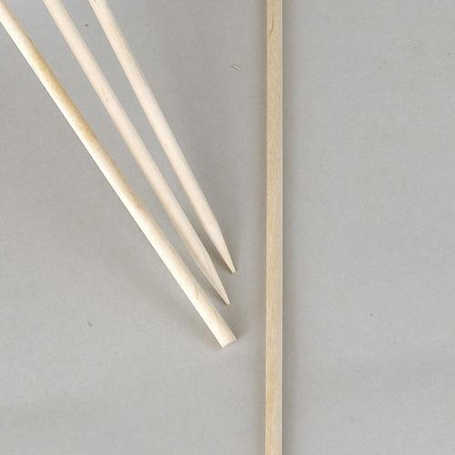 Blompinnar 30 cm, Blompinnar i trä