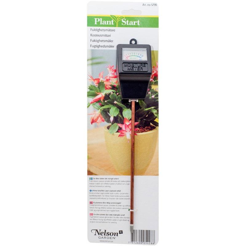 Plantstart Fuktighetsmätare, Fuktmätare för växter