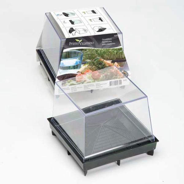 Groddbox, Primo Vitamino, Odlingsbox för groddar