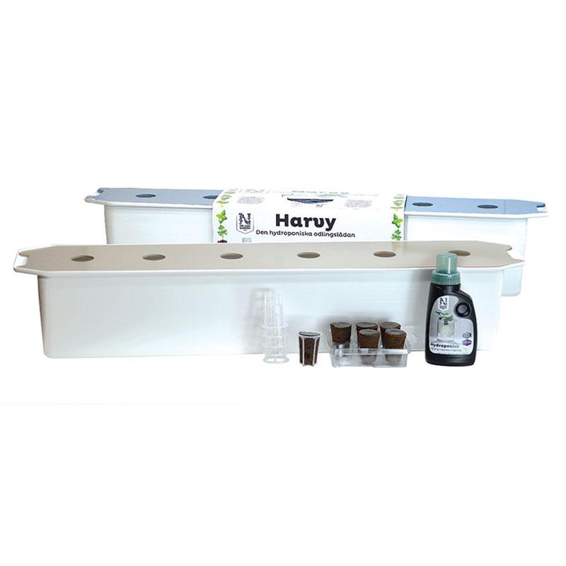 Startpaket för hydroponisk odling