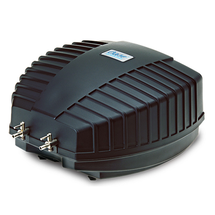 AquaOxy CWS 2000-Aqua Oxy syreförsörjning till dammen