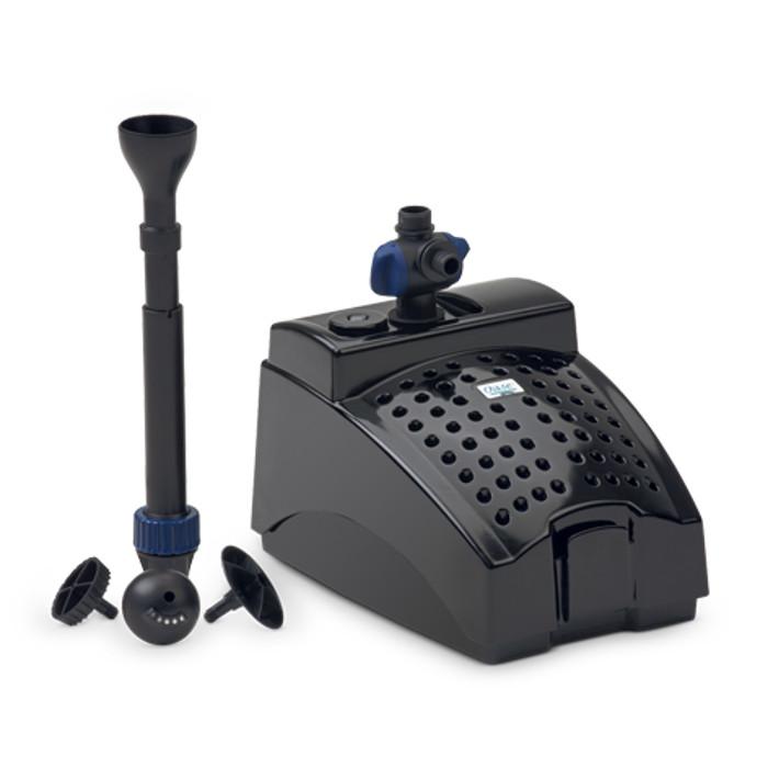 Fontänpump Filtral UVC 2500-Fontänpump med undervattensfilter och UVC-lampa
