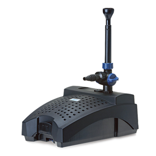Fontänpump Filtral UVC 5000, Fontänpump med undervattensfilter och UVC-lampa