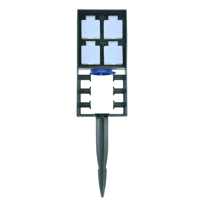 InScenio 230, Flexibel och dekorativ strömförsörjning till dammen