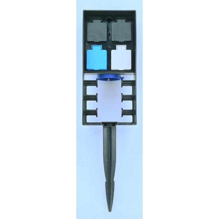 InScenio FM-Master 3, Flexibel och dekorativ strömförsörjning till dammen