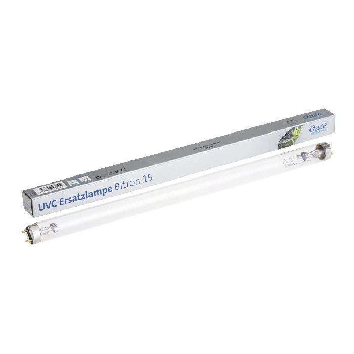 Reservlampa UVC-filter 15 W till dammen
