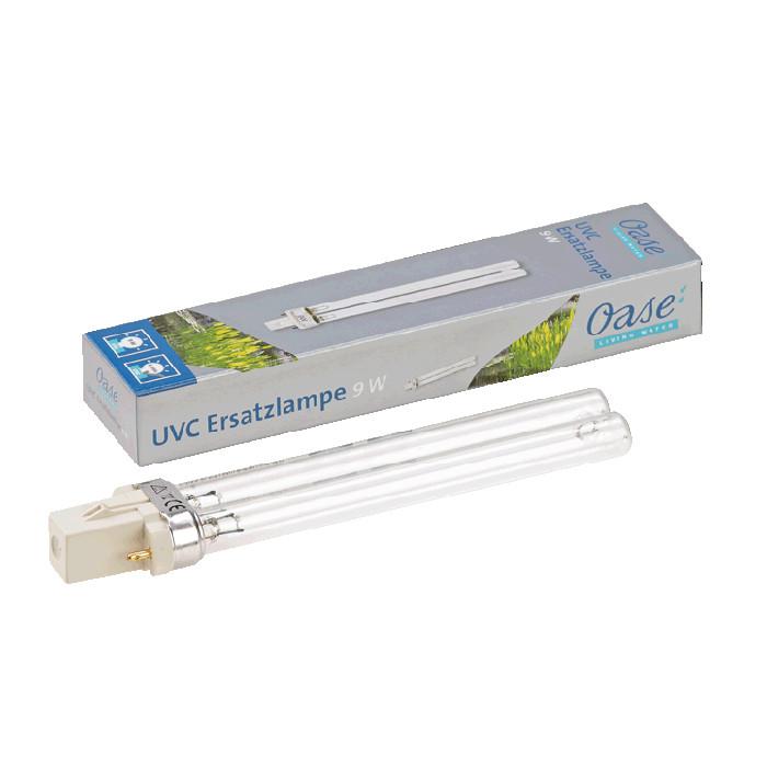 Utbyteslampa UVC-filter 9 W, Reservlampatill dammfilter UVC 9 W