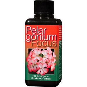 Pelargonnäring - Pelargonium Focus, 100 ml , Näring för pelargoner